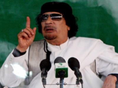 العلاقات السرية بين القذافي وبريطانيا