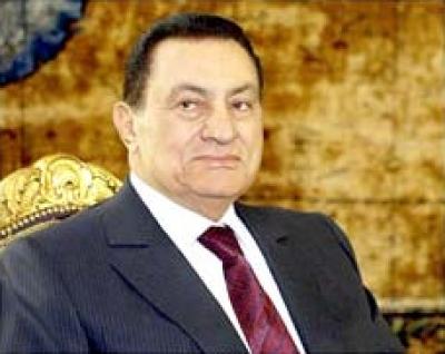 بلاغ يتهم مبارك بالخيانة العظمى