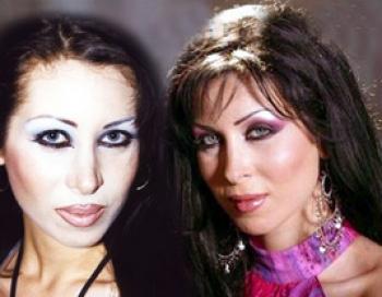 صور المشاهيراليوم.. قبل وبعد المكياج وعمليات التجميل