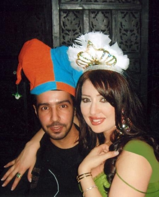 حقيقة طلاق ميساء مغربي من زوجها الإماراتي