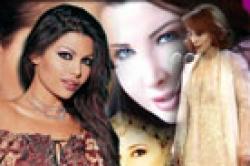 نانسي وروبي واليسا وهيفاء ثورة في عشق النساء نهود تعانق الاْعناق والصورة معهم ب  400جنيه