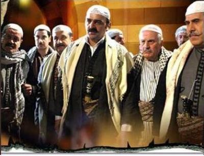 قناة ليبيا الشبابية تسرق حلقات من مسلسل باب الحارة