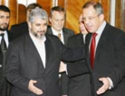 محضر محادثات وفد حماس في موسكو والضمانات الاسرائيلية خلال الزيارة