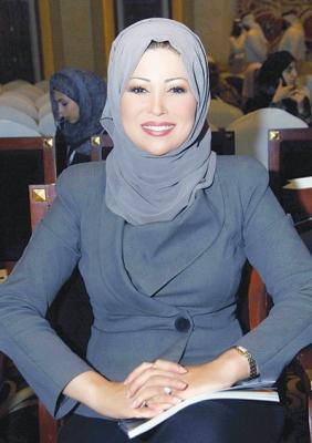 نجمة الجزيرة خديجة بن قنة أتشنج أمام الضيوف الإسرائيليين دنيا الوطن