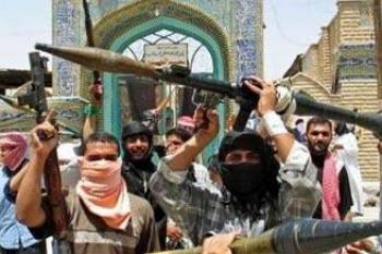 شرطة البصرة تكشف معلومات عن رسول المهدي المنتظر:اتخذ نجمة داود شعارا لجماعته
