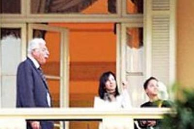 أسرار زوجة رئيس مجلس وزراء مصر احمد نظيف الجديدة