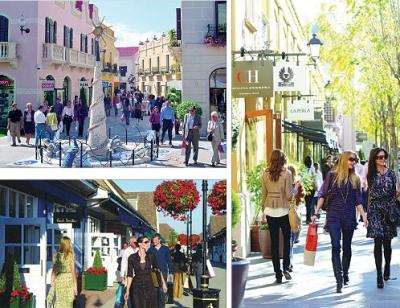 تسع قرى أوروبية للتسوق تقدم تخفيضات تصل إلى 70