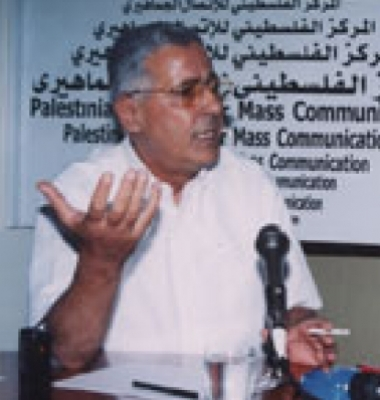 اللواء امين الهندي مؤسس جهاز المخابرات الفلسطيني في ذمة الله