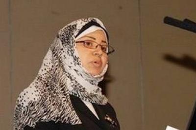 عالمة سعودية تشارك في انفجار كبير بجنيف لمعرفة بداية الخلق