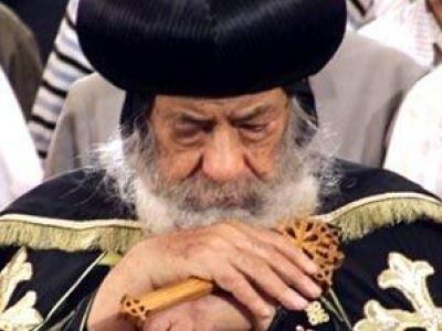 البابا شنودة لواشنطن : الأقباط في مصر لايعانون من الاضطهاد