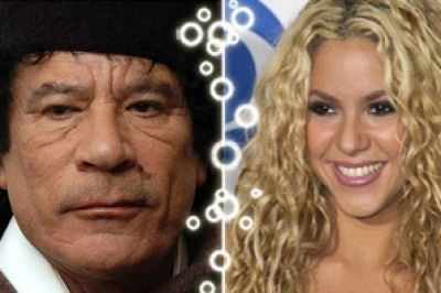 الله ومعمر تقود ثورة القذافي لمحاصرة زنقة شاكيرا