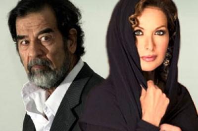 الفنانة رغدة: علاقتي بصدام حسين ليست غرامية ولم ينفرد بي أبدا