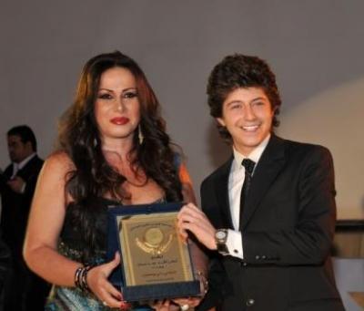 رافي يحصل على جائزة مؤسسة السوسن لتكريم المبدعين