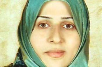 ناشطة شيعية بحرينية:كفّروني لصوري بلا نقاب..وأدعو لولاية المرأة