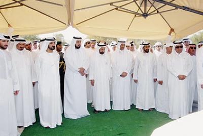 الشيخ ناصر بن زايد كان يستعد لخطوبته الخميس