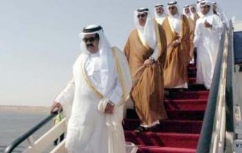 لقاء إذابة الجليد بين السعودية وقطر في جدة