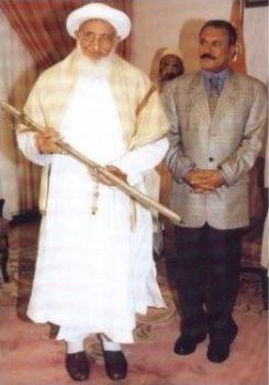 سلطان البهرة يحتفل بعيد ميلاده الـ96 في اليمن
