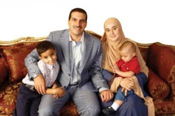 الداعية الإسلامي عمرو خالد: طلبت من صديقي أن يرشح لي زوجة