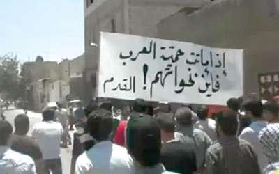الدبابات تحاصر المساجد السورية استعدادا لجمعة «أسرى الحرية»