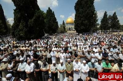 بعد تراجعها عن التسهيلات.. اسرائيل تسمح بوصول 500 مصلٍ من غزة الى المسجد الاقصى غداً