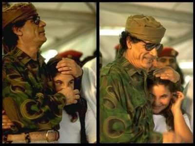 """ابنة تبناها القذافي تظهر حية بعد 25 سنة من """"مقتلها"""" بصا"""