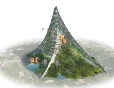 الهولنديون يبنون جبلا صناعيا ارتفاعه 2000 متر  9998301827