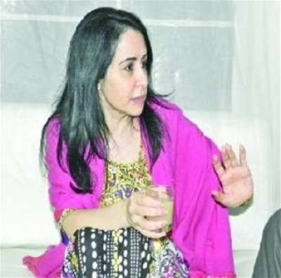 الاردنية دعد: كنت القنبلة الموقوته في نظام القذافي