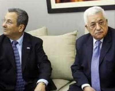 ادعاءات اسرائيلية : باراك هدد عباس بعملية عسكرية في الض