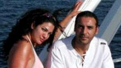 تسريب صور فاضحة لزوجة هانيبال القذافى