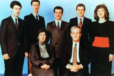 خفايا وأسرار عائلة الأسد سوريا
