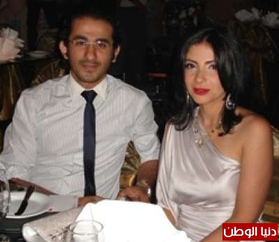منى زكي : عمري 34 عاما وزوجي احمد حلمي 41 عاما