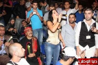 الفنانة ليال عبود تشارك في مهرجان الفن والكلمة في بيروت