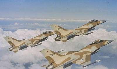 معركة الطيران الإسرائيلي والمصري