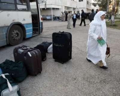 الصيفي: حجاج غزة سيغادرون في خمس رحلات بدل ثلاثة والمصريين قدموا تسهيلات كبيرة