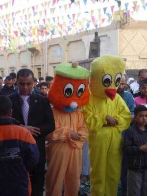 صور صلاة العيد في مصر