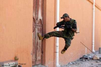 صور من حرب ليبيا