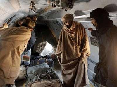 صور اعتقال سيف الاسلام القذافي