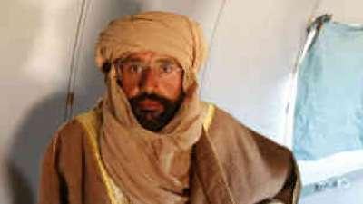 تفاصيل اعتقال الإسلام القذافي
