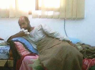 محكمة الزنتان الجنائية تبري سيف الاسلام القذافي من تهمة القتل وتأمر باطلاق سراحة لتدهور حالته الصحية