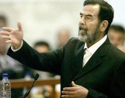 القذافي سعى لتحرير صدام حسين ودفع 5 مليارات دولار: وضع