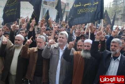 """الجهاد الاسلامي : نحن على ثقة باستمرار """"ايران"""" بدعم فلسطين وحركة الجهاد"""