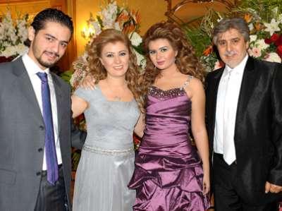 2011: زواج وخطوبة وأفراح الفنانين السوريين