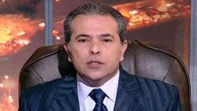 طليقة توفيق عكاشة تحرر محضراً ضده تتهمه بعدم الاعتراف بابنه المعاق