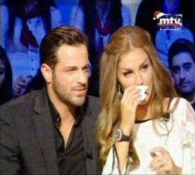 ��� ����� ���� �� ����� ���� ����� nicole saba and Youssef khal