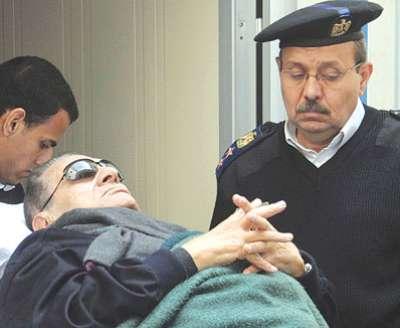 محكمة مبارك تدخل جولة الحجز للنطق بالحكم الاثنين المقبل