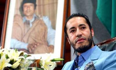 منتخب النيجر تقوم بمفاجئة بضم الاعب الدولي  الليبي السابق الساعدي القذافي  9998315045