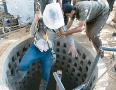 على غرار القبة الحديدية : منظومة بـ 750 مليون $ لمواجهة أنفاق غزة