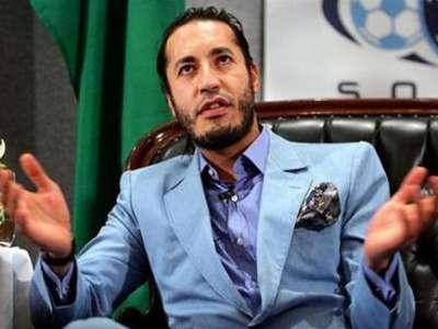 اعتقال الساعدي القذافي في النيجر