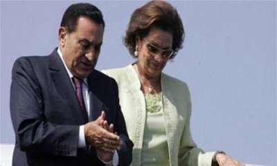 عجائب القدر القذافي مبارك اللجوء