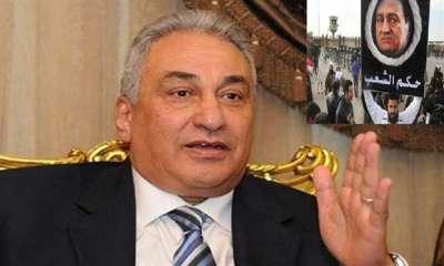 سامح عاشور: الحكم مبارك يصدر